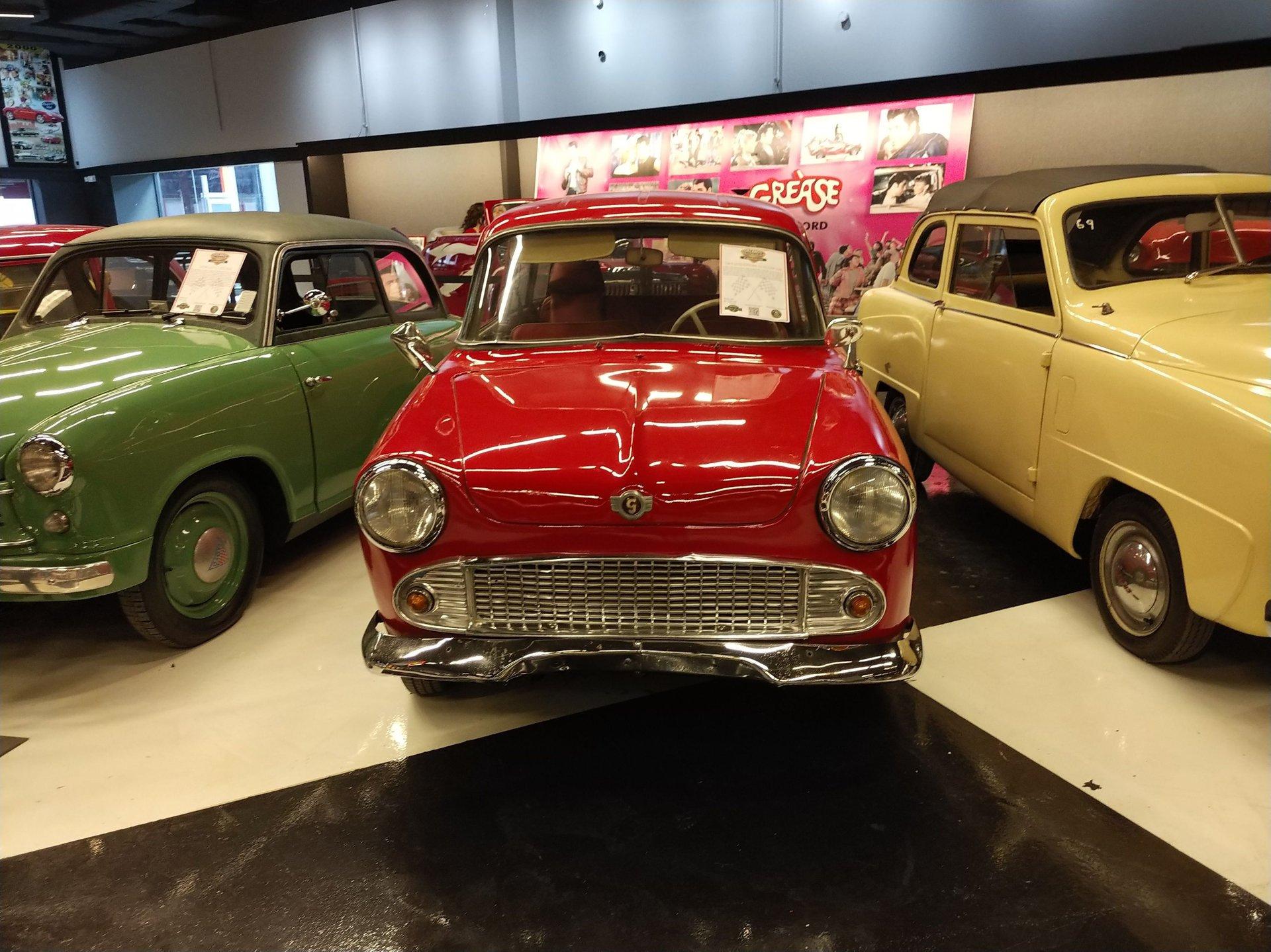 1963 goggomobil glas isar 700