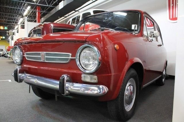 1971 Fiat 850 D For Sale