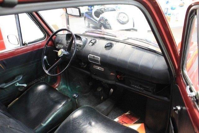1971 Fiat 850 D