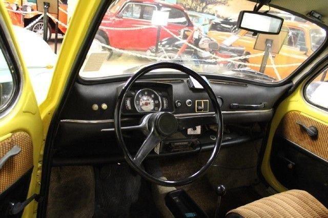 1977 ZASTAVA 750 S