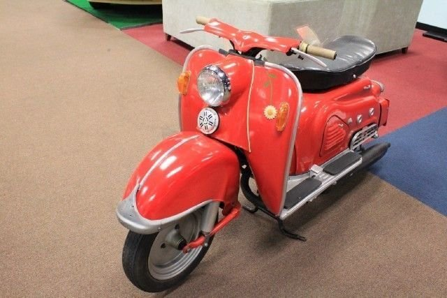 1961 OSA SCOOTER
