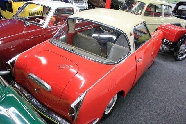 1963 GOGGOMOBIL TS 250 - 02 COUPE