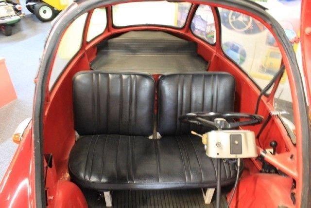 1958 Heinkel KABINE CRUISER
