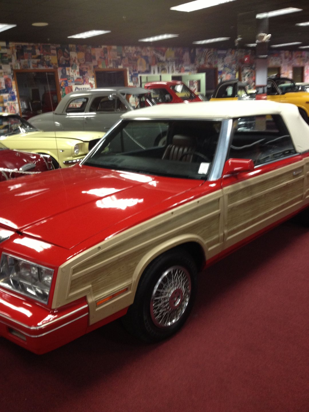 1983 Chrysler LEBARON (T&C)