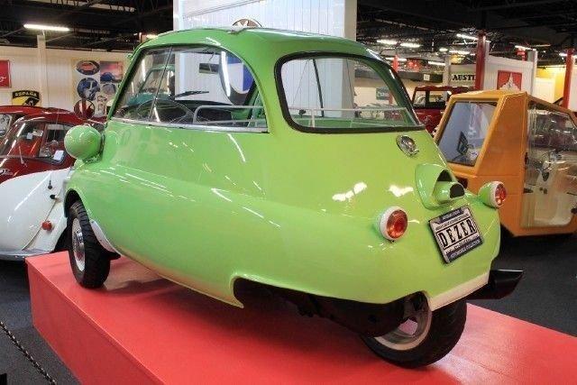 1957 BMW 300