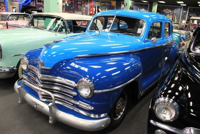 1947 Plymouth SPECIAL DELUXE For Sale