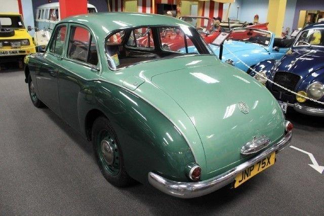 1957 MG MAGNETTE ZB VARITONE