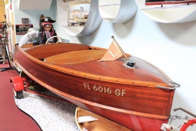 1949 1962 1967 penn yan boat w trailer