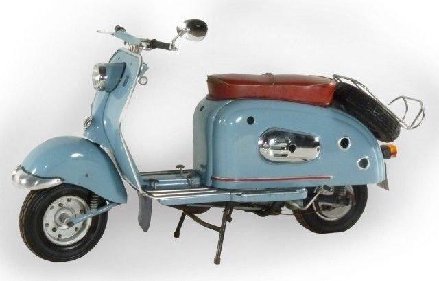 1962 bitri scooter