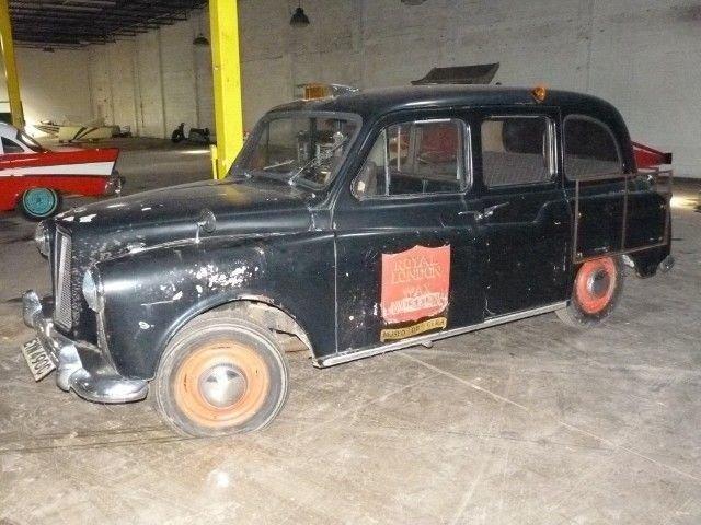 1957 austin taxi