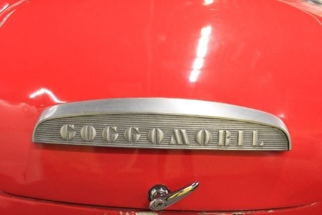 1969 GOGGOMOBIL COUPE TS 250