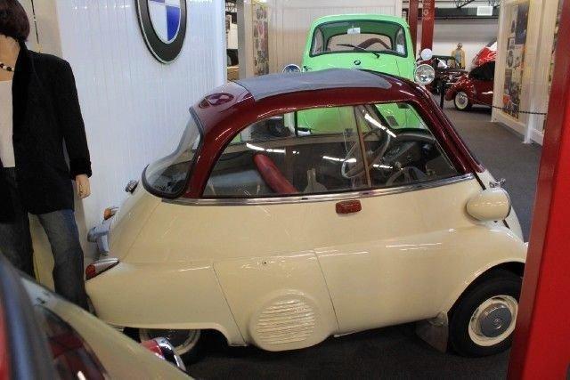 1958 BMW ISETTA 250