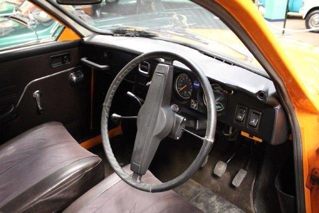 1974 SAAB 96