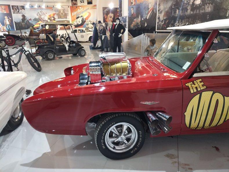 1967 Pontiac LEMANS/GTO