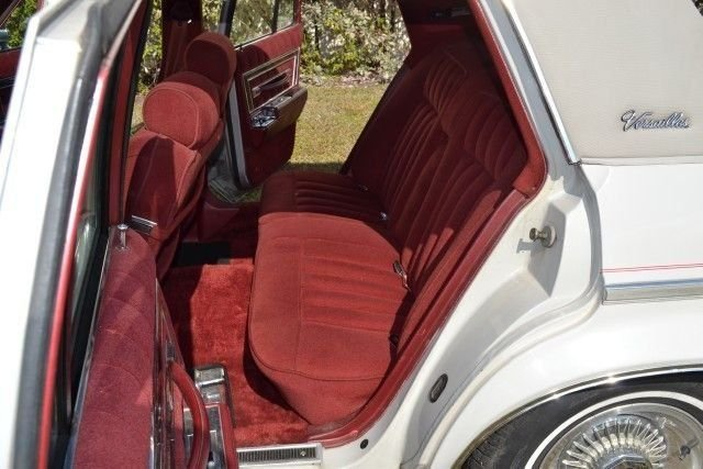 1979 Lincoln Versailles