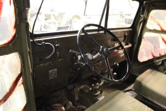 1965 Jeep TRAILER
