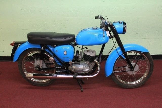 1967 BSA BANTAM D10