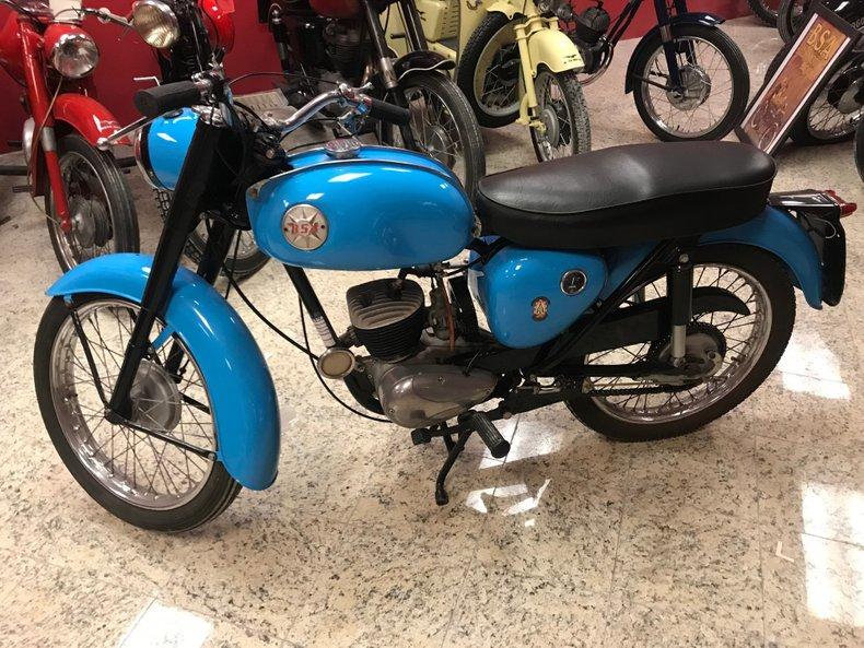 1966 BSA BANTAM