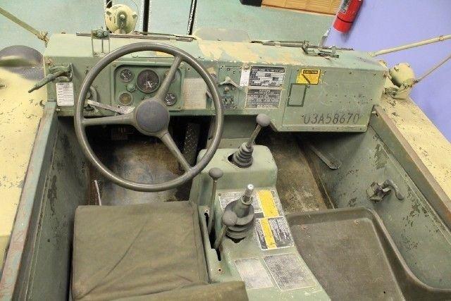 1968 GAMA GOAT M561