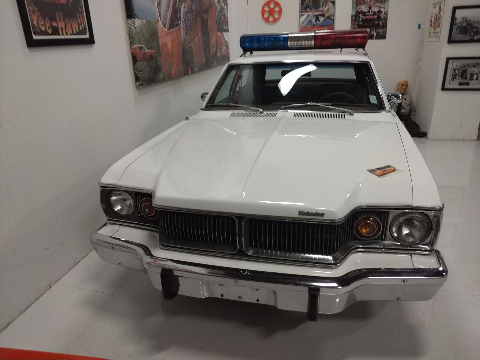 1974 american motors amc matador police