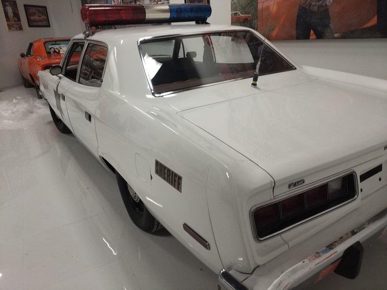1974 AMERICAN MOTORS (AMC) MATADOR (Police)
