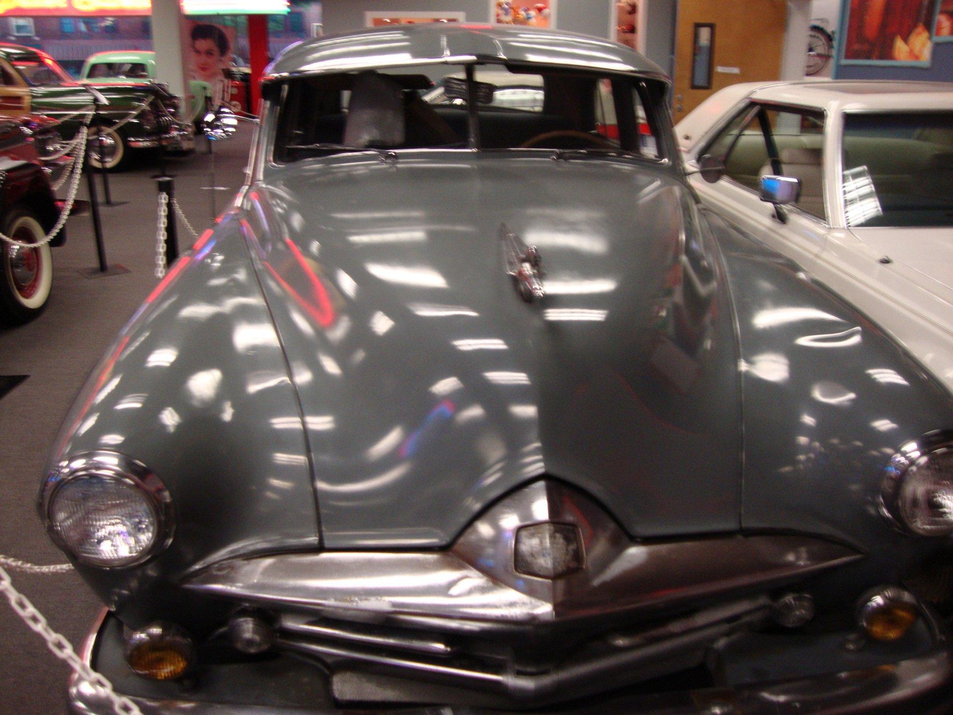 1951 frazer standard sedan