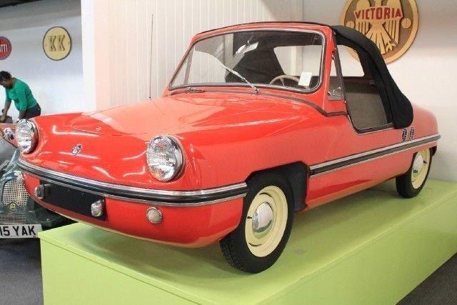 1958 VICTORIA ROADSTER For Sale
