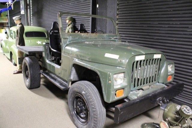 1981 jeep cj 10a tug