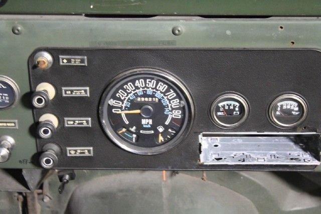 1981 Jeep CJ-10a TUG