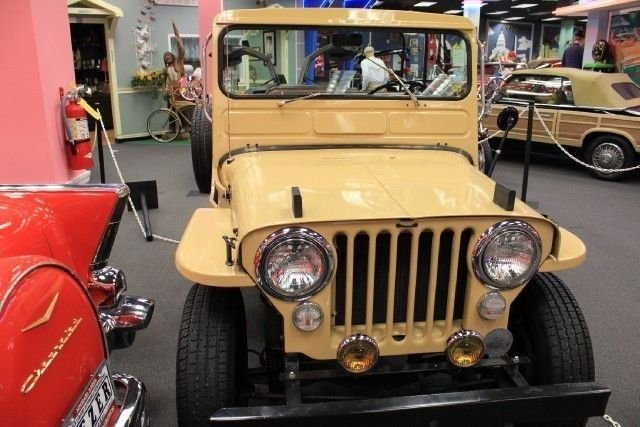 1957 Willys JEEP DJ3A