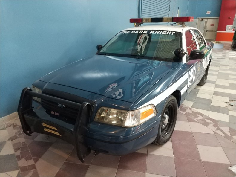 1998 Ford Crown Victoria