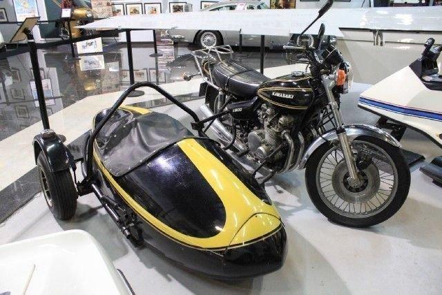 1976 kawasaki z900 sidecar