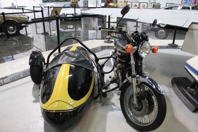1976 Kawasaki Z900 + SIDECAR