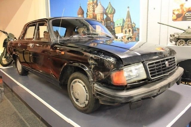 NONE LISTED GAZ VOLGA