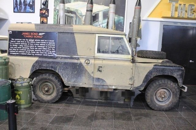 1976 Land Rover 109 INCH