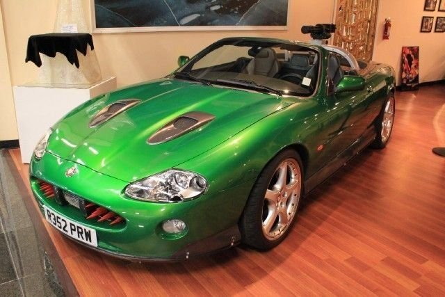 1998 Jaguar XK8 CONVERTIBLE For Sale