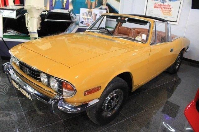 1970 Triumph Stag