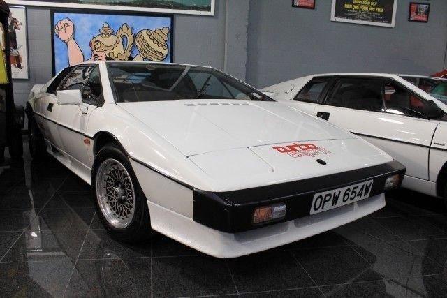 1980 Lotus ESPRIT (Turbo)