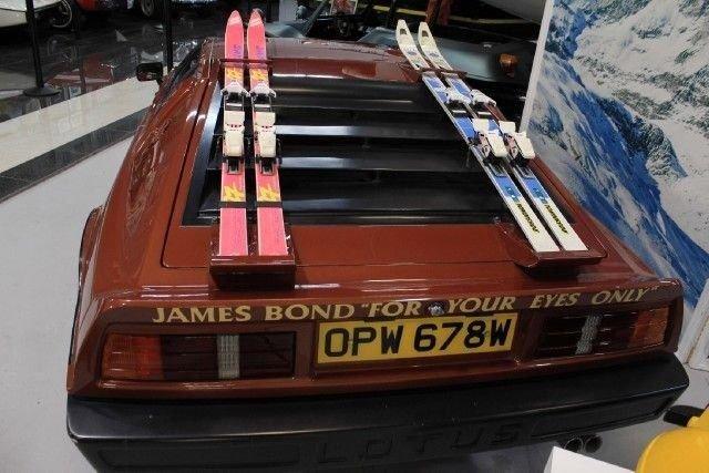 1980 Lotus ESPRIT TURBO