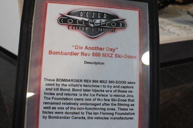 2002 BOMBARDIER SKIDOO 800