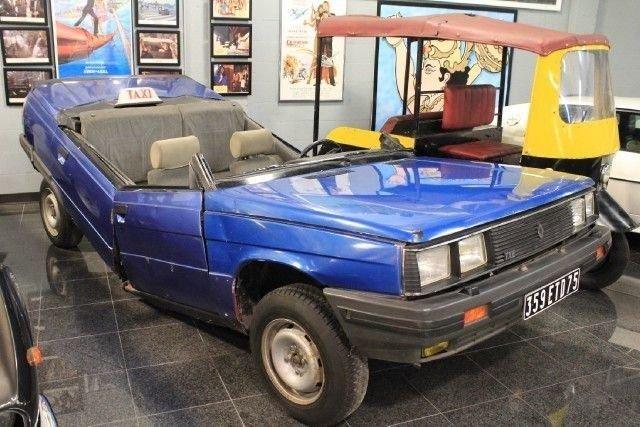 1985 Renault 11