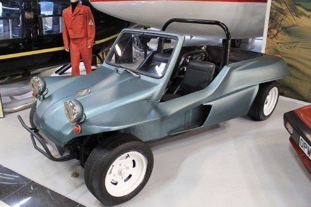 None listed bond custom beach buggy