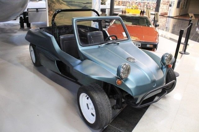 NONE LISTED BOND (Custom) BEACH BUGGY