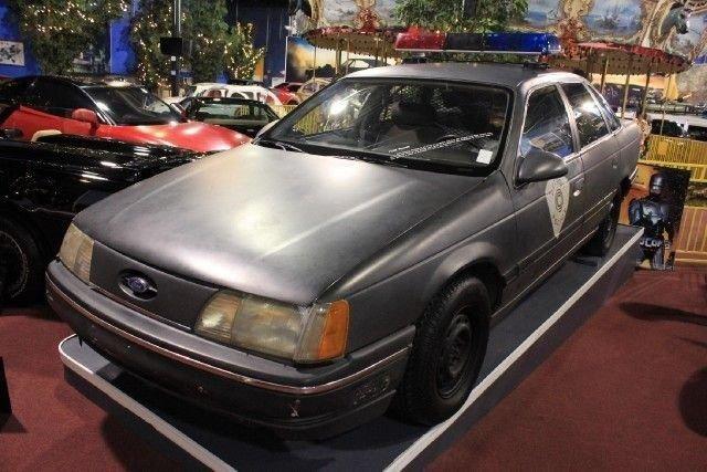 1993 ford taurus police