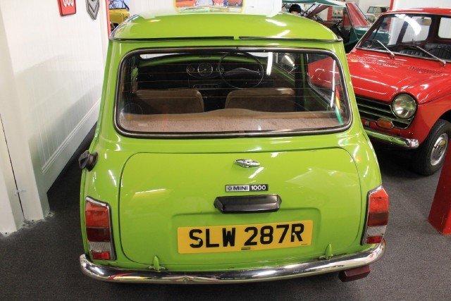 1980 Austin Morris Mini 1000 Orlando Auto Museum