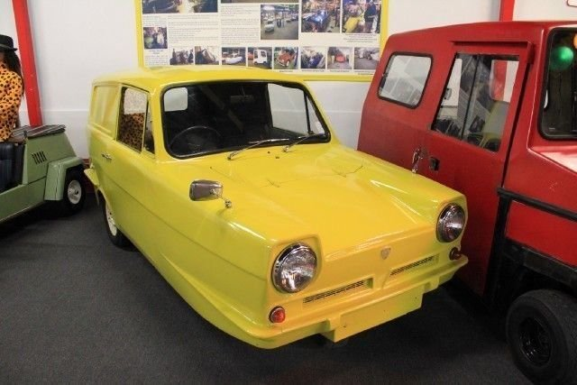 1972 reliant supervan iii 21e