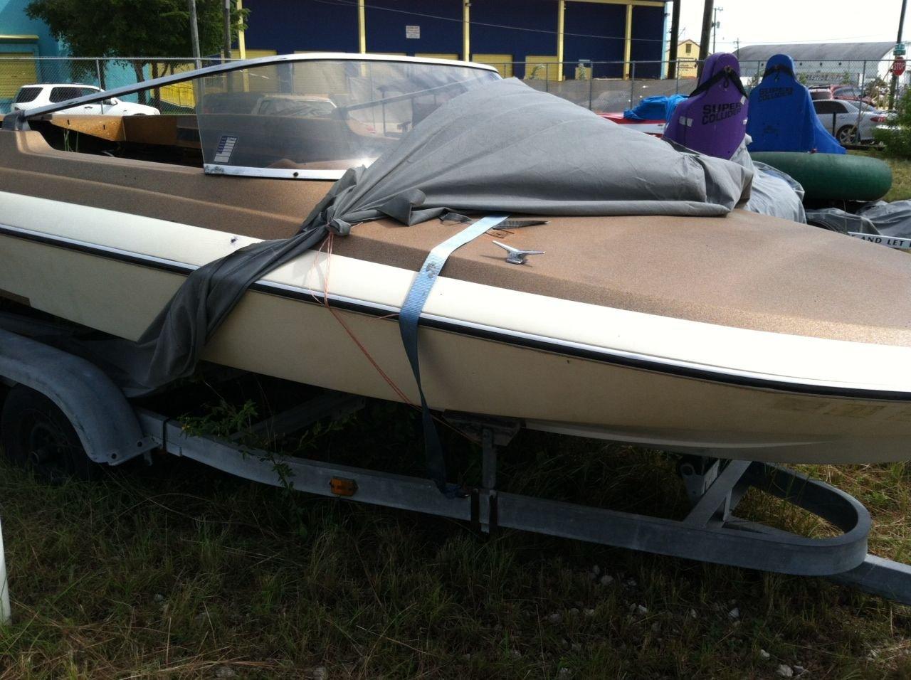 1973 glastron cv 19 boat