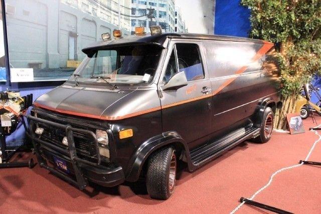 1983 Gmc Van Orlando Auto Museum