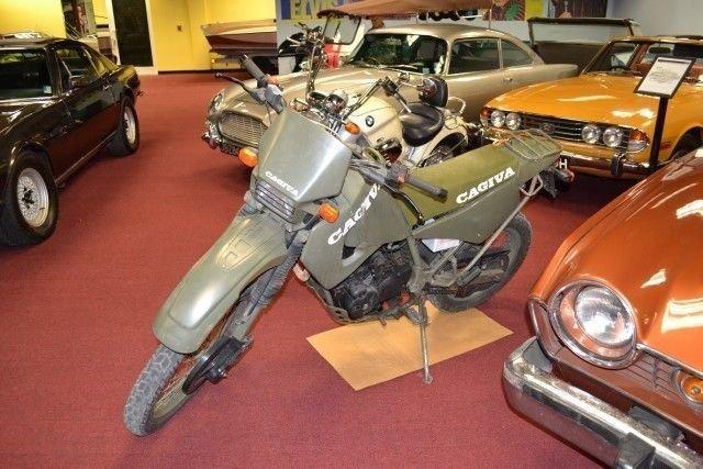 1995 Cagiva 600 W16