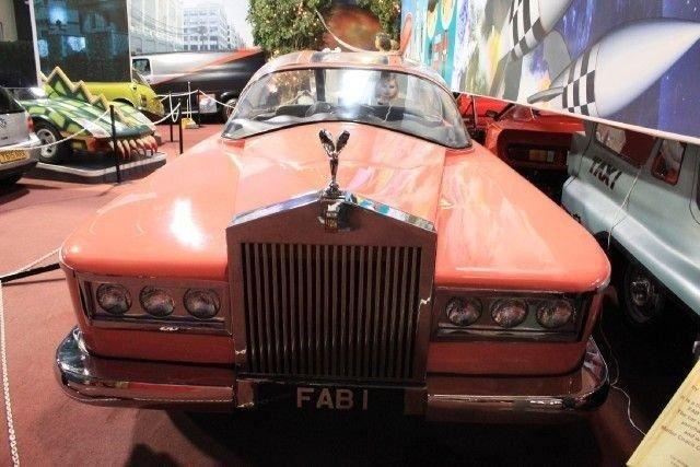 1968 ROLLS ROYCE (Replica) FAB1